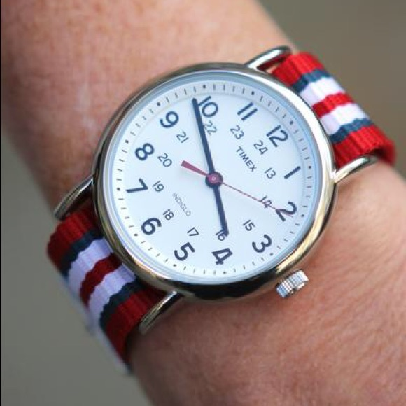 Timex Accessories - Timex Weekender Watch